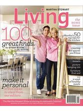 Martha Stewart Living (English, 1 Year)