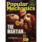 Popular Mechanics, 1 year, english