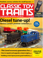 Classic Toy Trains, 1 year, english