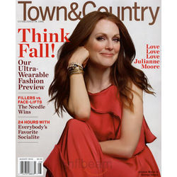 Town & Country, 1 year, english