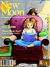 New Moon Girls, 1 year, english