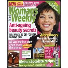 Woman's Weekly, 1 year, english