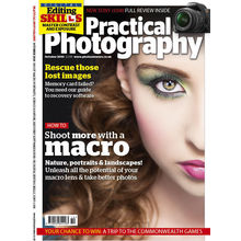 Practical Photography, 1 year, english