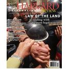 Harvard International Review, 1 year, english