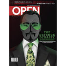 Open Magazine, 1 year, english