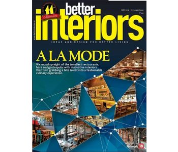 Better Interiors, 1 year, english
