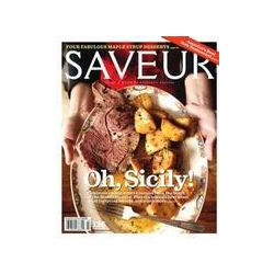 SAVEUR-US, 1 year, english