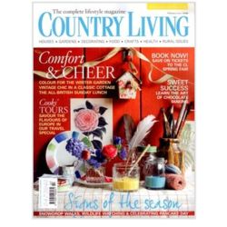 COUNTRY LIVING, 1 year, english