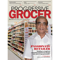 Progressive Grocer (India), 1 year, english