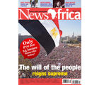 News Africa, 1 year, english