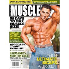 Muscle Mag, 1 year, english