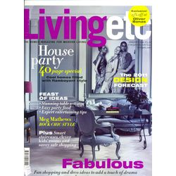 LIVING ETC, 1 year, english