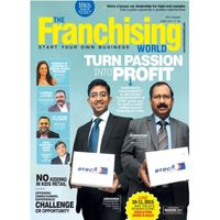 The Franchising World: Anniversary Special, english, 1 year