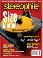Stereophile Special, 1 year, english
