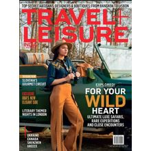 Travel & Leisure, 1 year, english