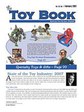 The Toy Book, 1 year, english