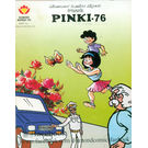 Pinki-76 (Digest), english