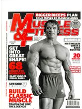 MUSCLE & FITNESS (English, 1 Year)
