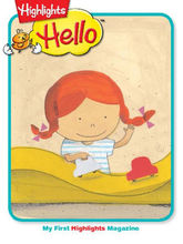 Highlights Hello, 1 year, english