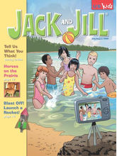 Jack and Jill, 1 year, english