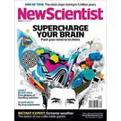 New Scientist, 1 year, english