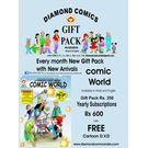 Comic World Gift Pack, english