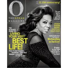 The Oprah Mag, 1 year, english