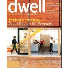 Dwell, 1 year, english