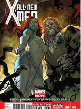 All New X-Men, 1 year, english