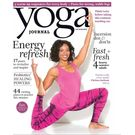 Yoga Journal, 1 year, english