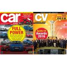 Commercial Vehicle+ Car India, 1 year, english