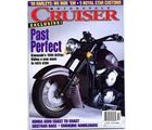 MOTORCYCLE CRUISER, 1 year, english