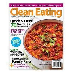 Oxygen: Clean Eating, 1 year, english