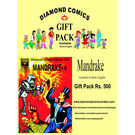Mandrake Gift Pack, english