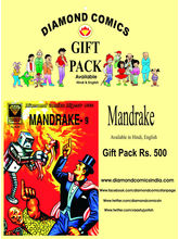 Mandrake Gift Pack (English)