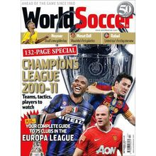 World Soccer, 1 year, english