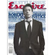 Esquire (Us), 1 year, english