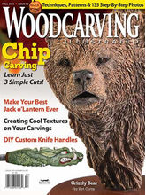 Woodcarving Illustrated, single issue, english