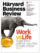 Harvard Business Review(US) (English, 1 Year)
