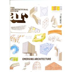 THE ARCHITECTURAL REVIEW, 1 year, english