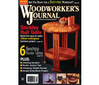 Woodworker's Journal, 1 year, english