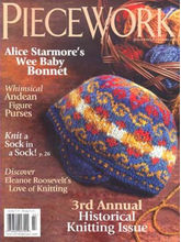 PieceWork, single issue, english