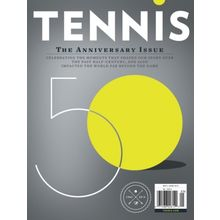 Tennis Magazine, 1 year, english