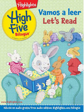 Highlights High Five Bilingue, 1 year, english
