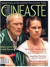 Cineaste (English, 1 Year)