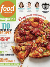 Food Network, single issue, english
