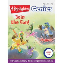Highlights Genies (English), 2 year, english