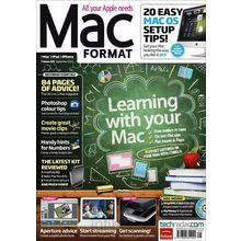 Mac Format Cd, 1 year, english