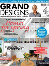 Grand Designs, single issue, english