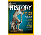 National Geographic History, 1 year, english